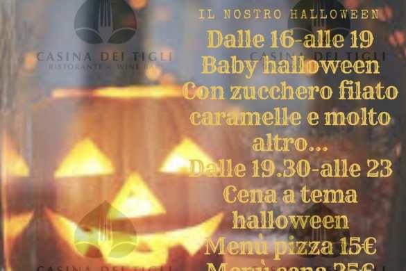 Festa-Halloween-Casina-dei-Tigli-Chieti- Halloween 2018 per bambini in Abruzzo