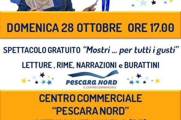 La-Fata-della-Lettura-CC-Pescara-Nord-Iper- Eventi per bambini Pescara