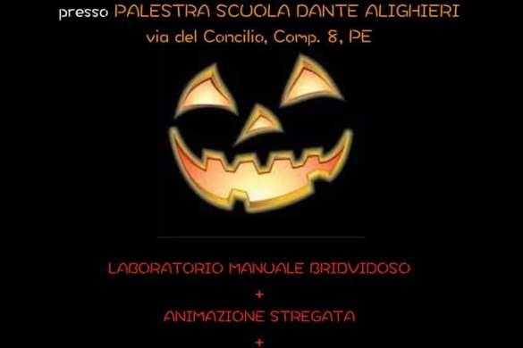 Laboratorio-Halloween-Il-Sentiero- Halloween 2018 per bambini in Abruzzo
