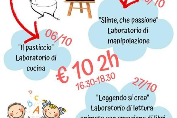 Laboratorio-Slime-Batticinque- Eventi per bambini Pescara