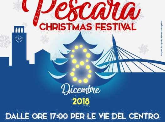 Christmas-Festival-Pescara - Cosa fare a Natale con i bambini in Abruzzo