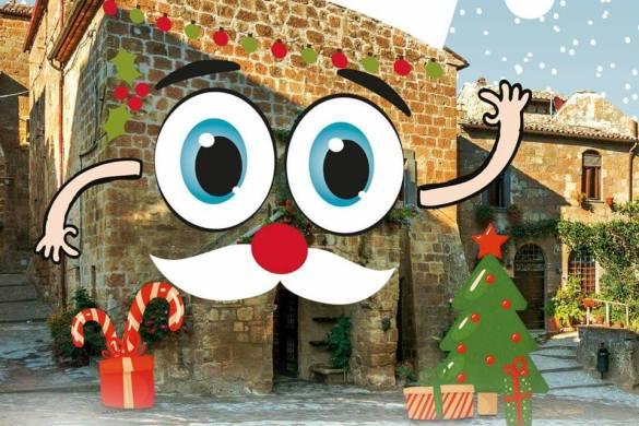 Creatività-sotto-lalbero-CC-Auchan-Borgo-DAbruzzo - Cosa fare a Natale con i bambini in Abruzzo