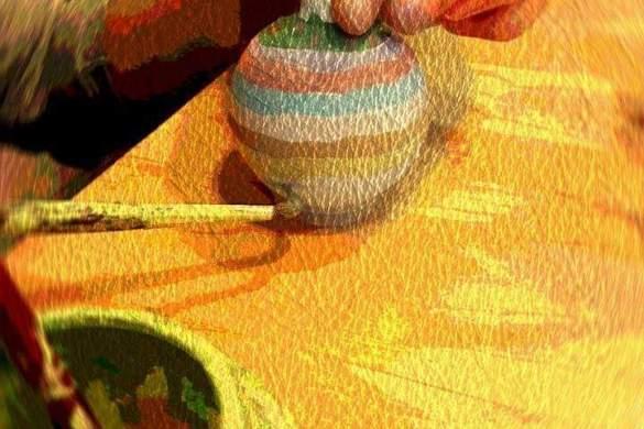 Dipingi-la-pallina-di-Natale-Vasto- Eventi per bambini Chieti