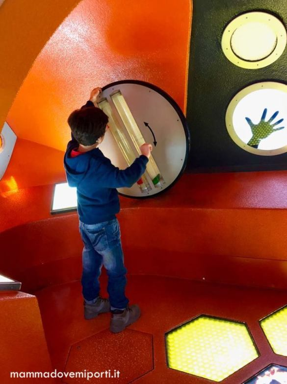 Explora Museo dei Bambini Roma
