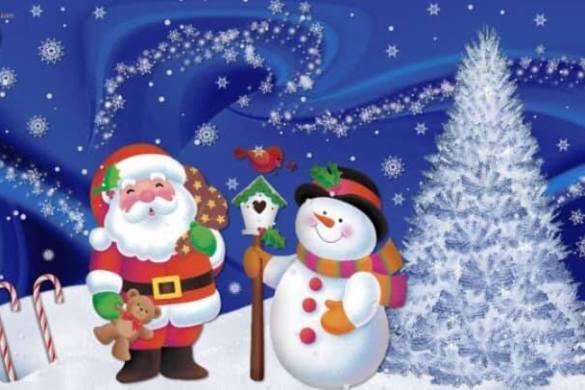 Festa-di-Natale-Parco-Gioia-Atessa-Chieti - Cosa fare a Natale con i bambini in Abruzzo