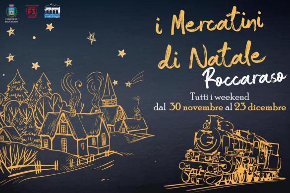 I-Mercatini-di-Natale-Roccaraso-LAquila - Cosa fare a Natale con i bambini in Abruzzo