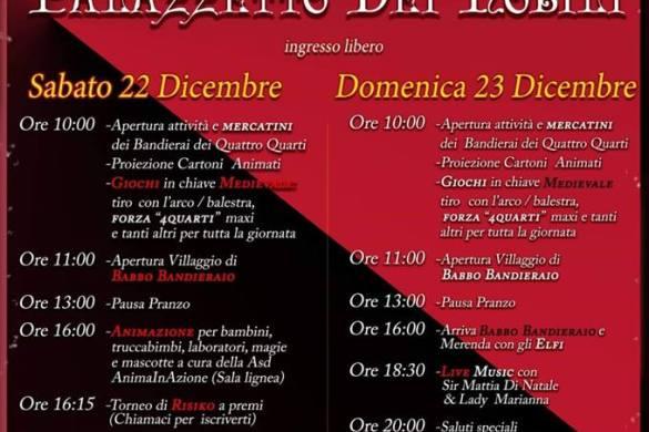 Aspettando-il-Natale-Palazzetto-dei-Nobili-L'Aquila - Natale 2018 in Abruzzo