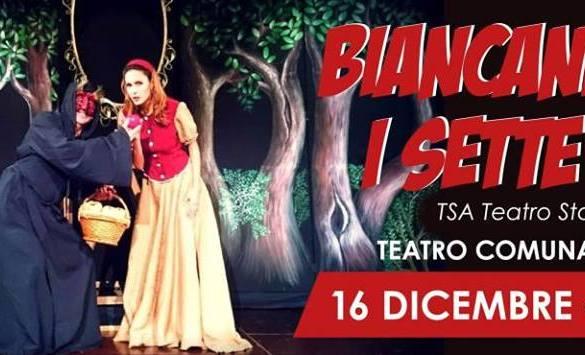 Biancaneve-e-i-sette-nani-Teatro-Comunale-Teramo - Eventi per famiglie con bambini in Abruzzo