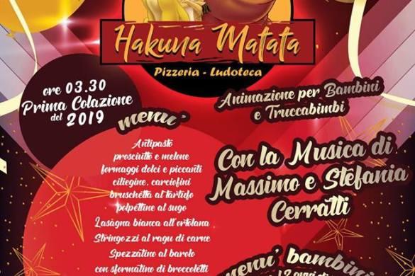 Capodanno 2019 con i famiglie in Abruzzo - Luco dei Marsi - L'Aquila