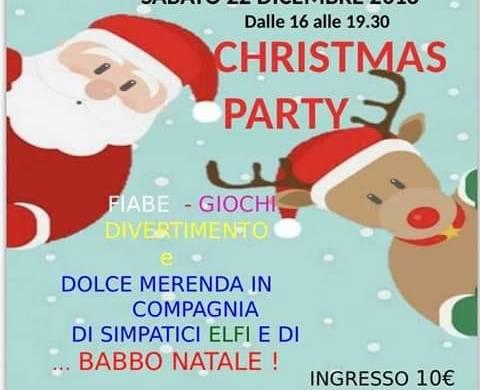 Christmas-Party-Pianella-Pescara - Natale 2018 in Abruzzo