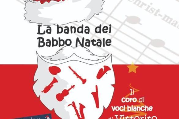 La-Banda-dei-Babbo-Natale-Vittorito-L'Aquila - Natale 2018 in Abruzzo