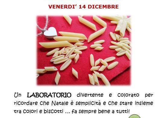 Laboratorio-di-Natale-Officina-Time-Pescara - Natale 2018 in Abruzzo