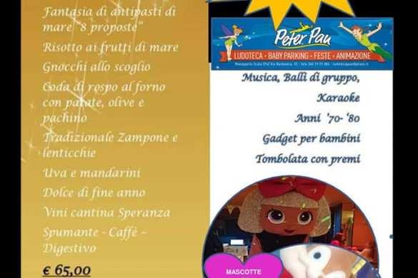 Peter-Pan-Nocciano-Pescara - Capodanno 2019 con i bambini in Abruzzo