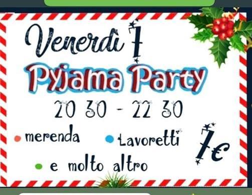 Pigiama-Party-Picciopancia-Chieti - Eventi per bambini in Abruzzo weekend 7 - 9 dicembre