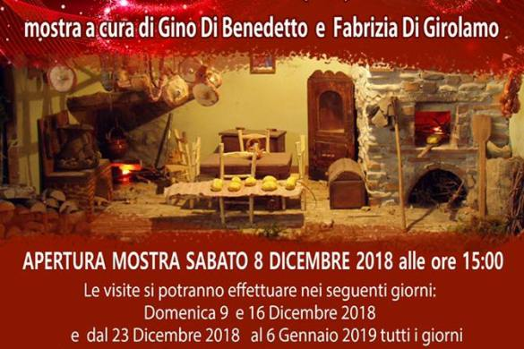 Presepe-e-Museo-Etnografico-Torricella-Sicura-Teramo - Presepi Viventi e Artistici in Abruzzo