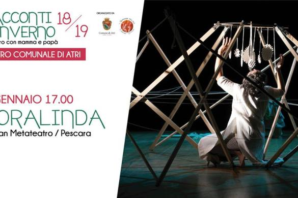 Doralinda-Teatro-Comunale-Atri-Teramo - Eventi per bambini in Abruzzo