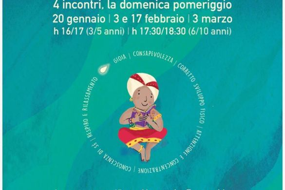 Integral-Yoga-Bimbi-Compagnia-dei-Merli-Bianchi - Eventi per bambini in Abruzzo weekend 19-20 gennaio