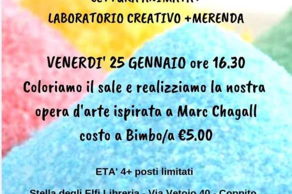 Letture-e-laboratorio-creativo-Stella-degli-Elfi-Coppito-L'Aquila - Eventi per bambini in Abruzzo weekend 25-27 gennaio 2019