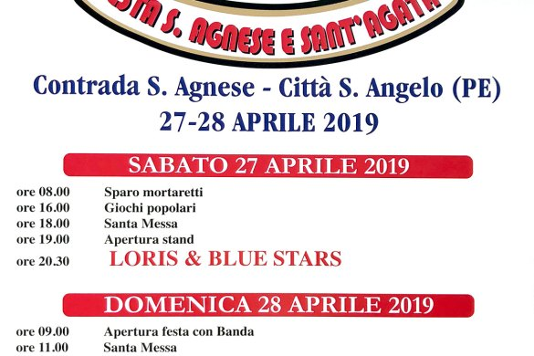 Festa-Sant-Agnese-e-Sant-Agata-a-Citta-SantAngelo-Pescara