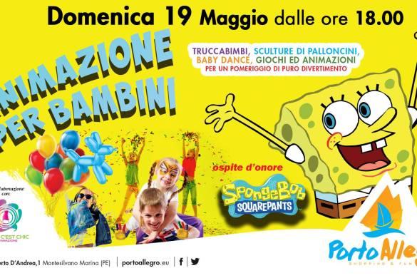 Animazione-per-bambini-Porto-Alllegro-Montesilvano-Pescara