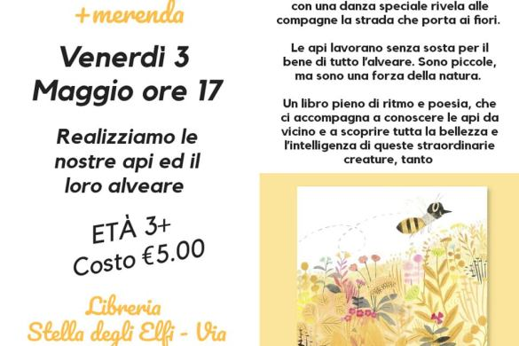 Lettura-Laboratorio-Merenda-Libreria-Stella-degli-Elfi-Coppito-LAquila