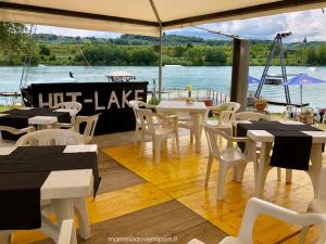 Area Food Lago Hot Lake Cable Park a Manoppello di Pescara