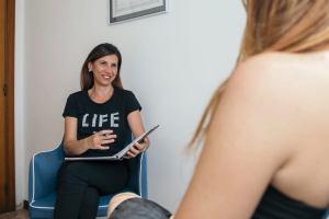 Bruna Diano Coaching a Teramo