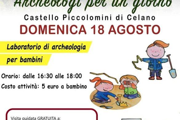 Archeologi-per-un-giorno-Castello-Piccolmini-Capestrano-LAquila