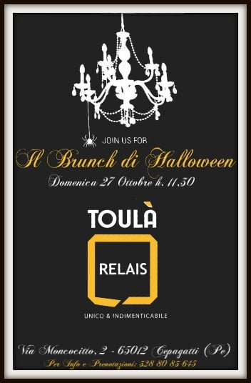 Il Brunch di Halloween a Cepagatti