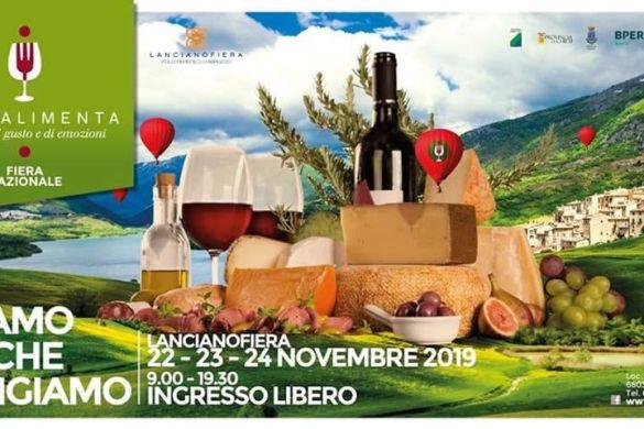 Agroalimenta-Lancianofiera-Lanciano-Chieti