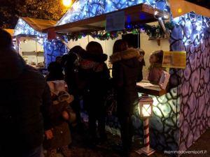 Mercatino Artigianale al Borgo di Babbo Natale a Ripattoni