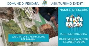 Laboratori-e-animazione-per-bambini-Natale-a-Pescara-2019