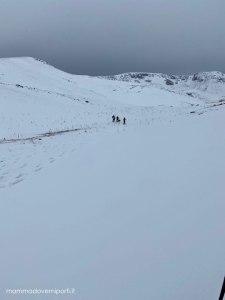 eliciaspolata a roccaraso manto candido di neve