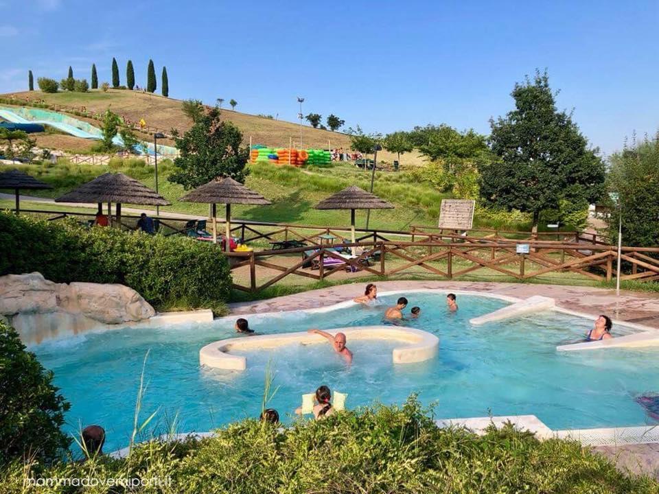 piscine presso villaggio della salute più a bologna con vivipari card