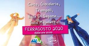 Eventi Ferragosto 2020 con i bambini in Abruzzo: Ferragosto 2020 presso La Tana dei Bimbi a Pretoro di Chieti