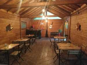 Sala interna al Maneggio per praticare Ippoterapia in Abruzzo al New Lord