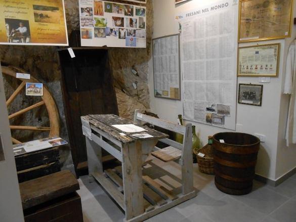 Museo contadino e delle migrazioni della Valle del Trigno di Fresagrandinaria-Banco