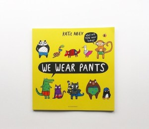 We Wear Pants cover