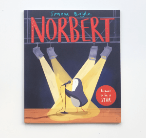 Norbert front cover