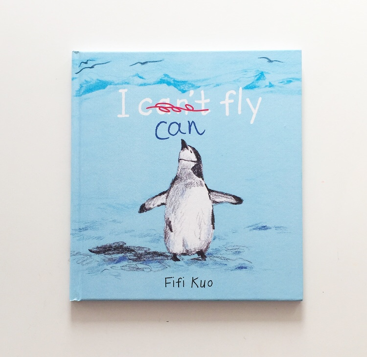 I can Fly by Fifi Kuo cover photo.