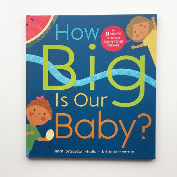 How Big is our baby? Book review mammafilz.com
