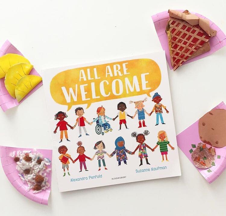 All are welcome book review mammafilz.com