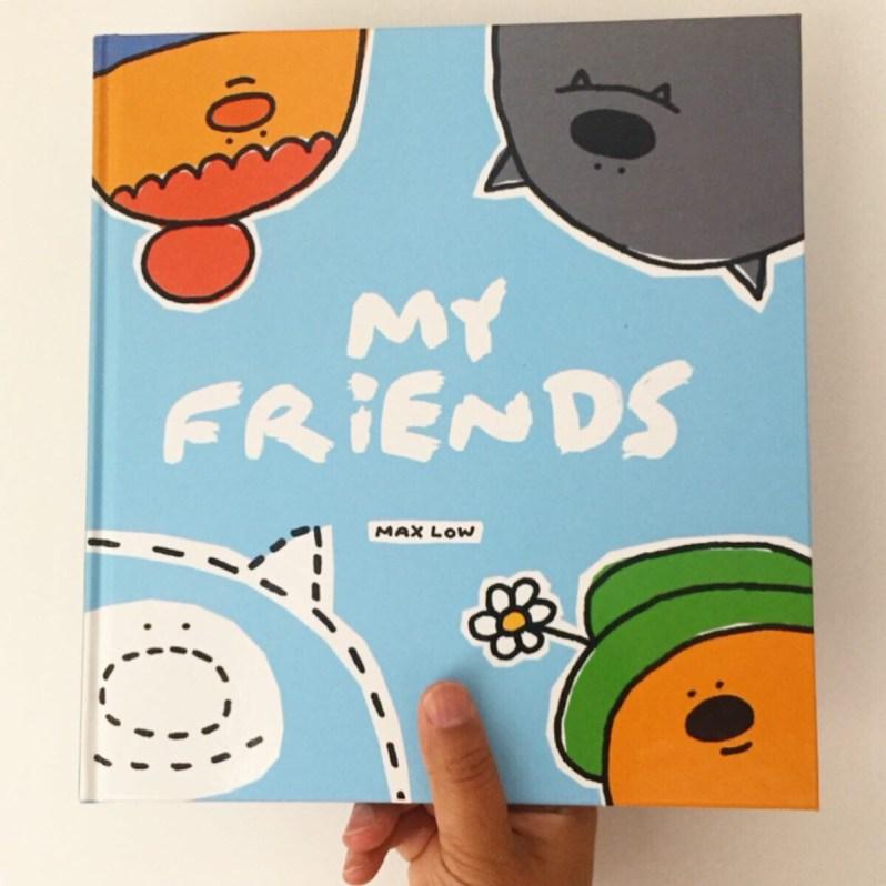 My Friends book review on mammafilz.com