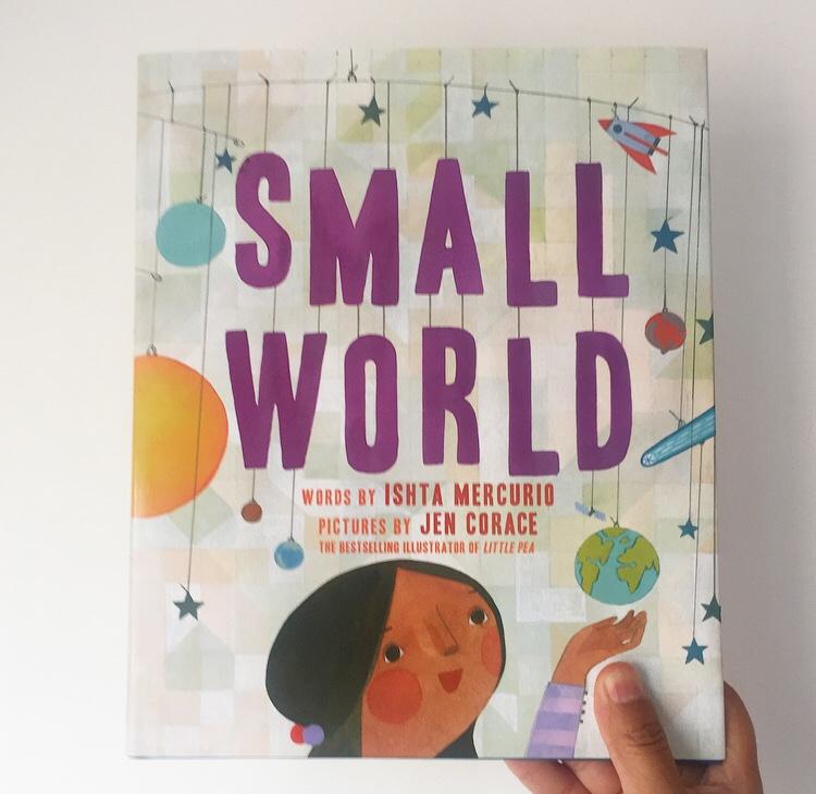 Small world book review on MammaFilz.com