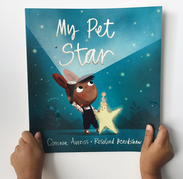 Book review My Pet Star on MammaFilz.com