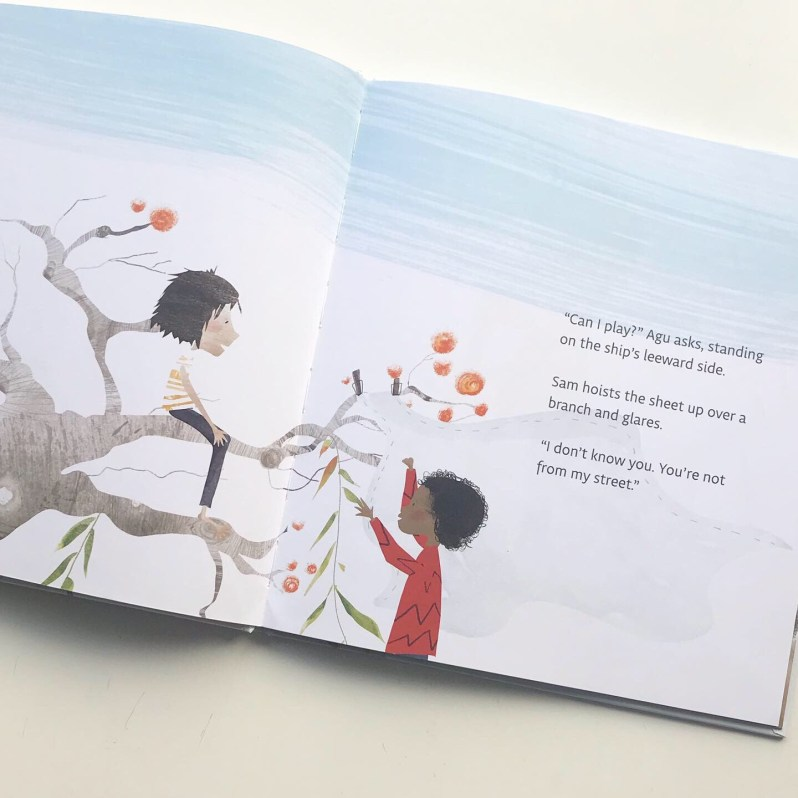 Book review of The Pirate Tree on MammaFilz.com