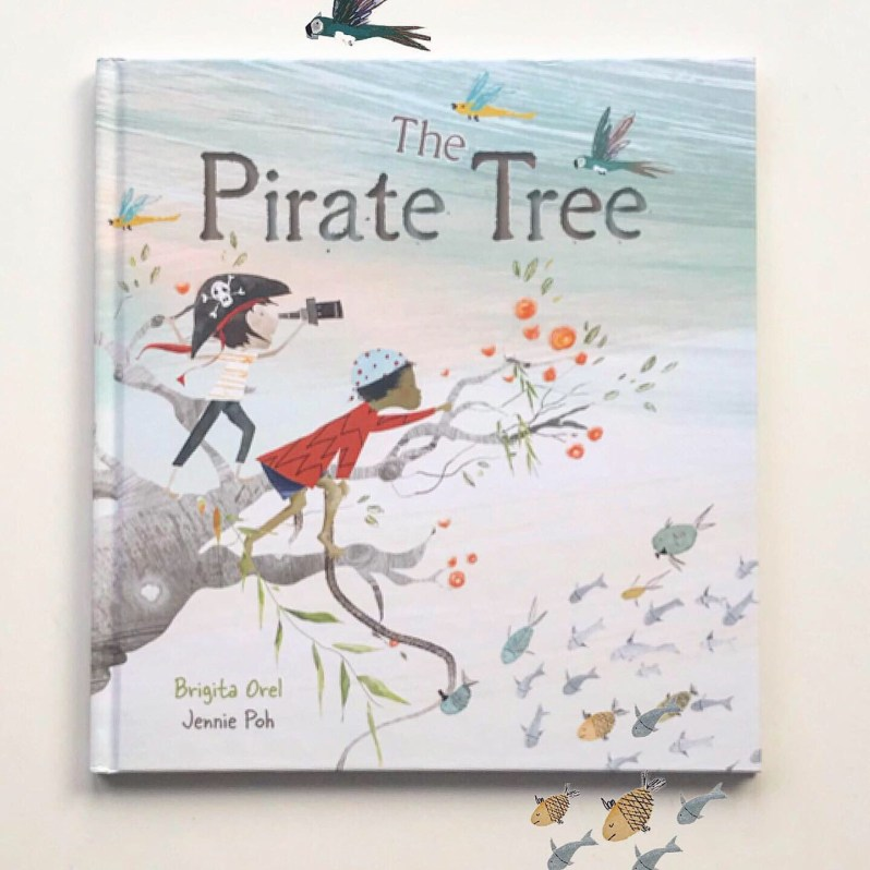 The Pirate Tree Book review on MammaFilz.com