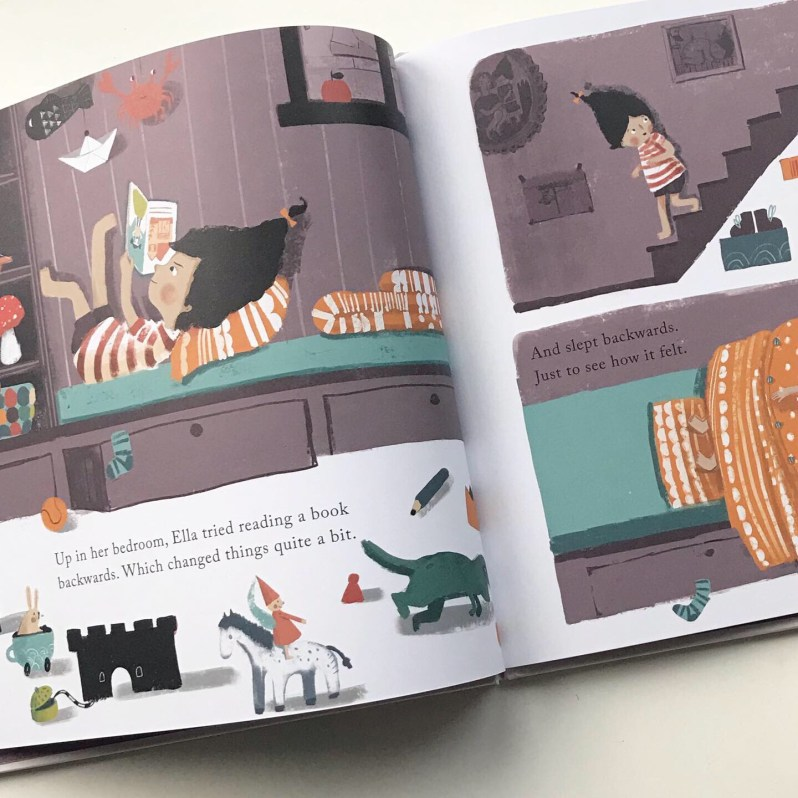 Book review of picture book Ella May Does It Her Way