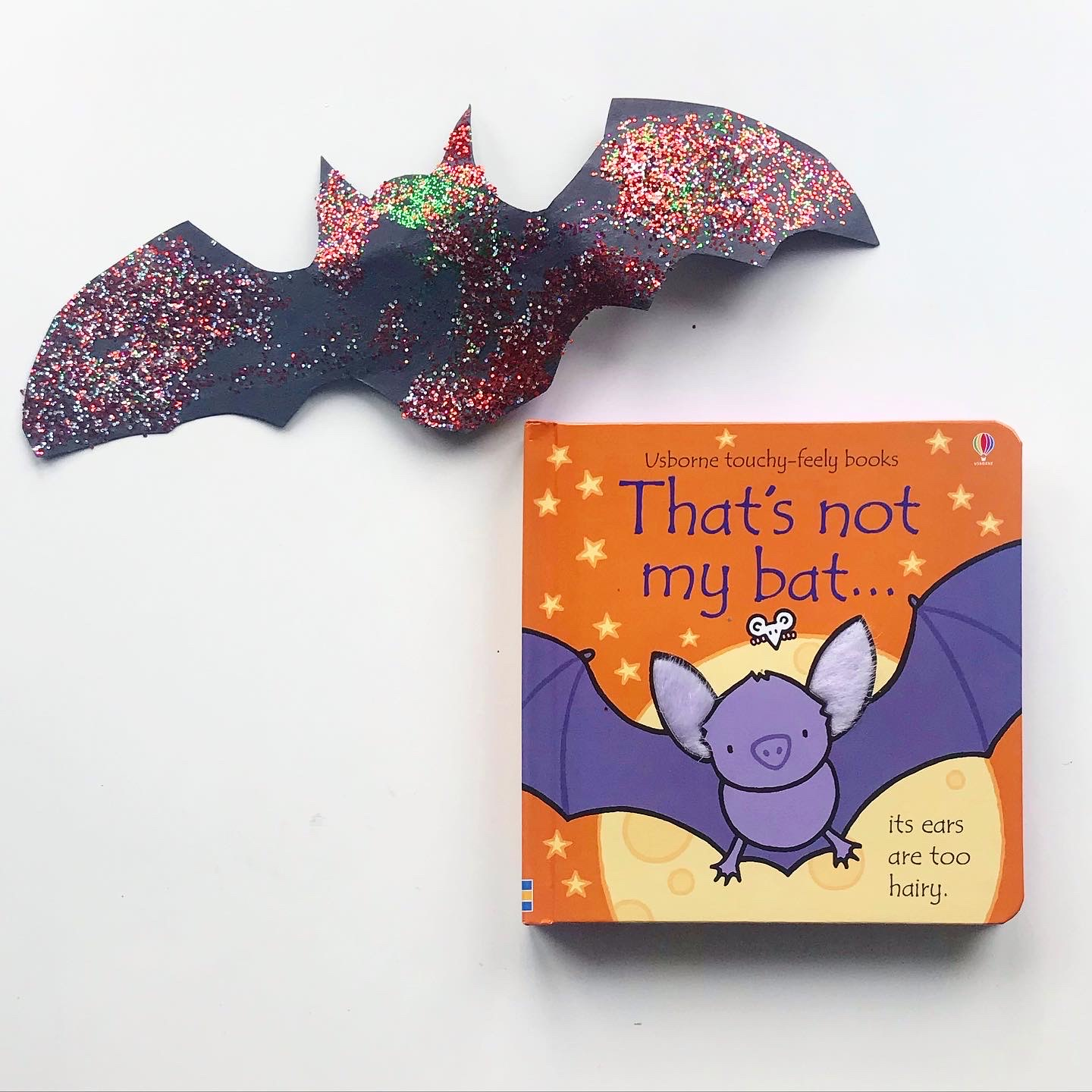 That's Not My Bat book review on Mammafilz.com