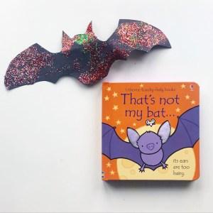 That's Not My Bat book review on Mammafilz.com